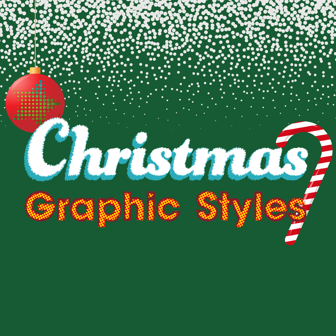 Special offer: Christmas styles creativity pack