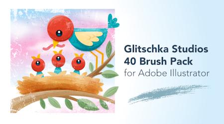The Glitschka Studios Brush Pack - AG Exclusive