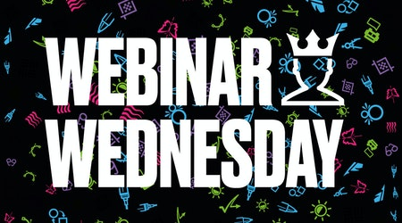 Have you seen our monthly Webinars yet?