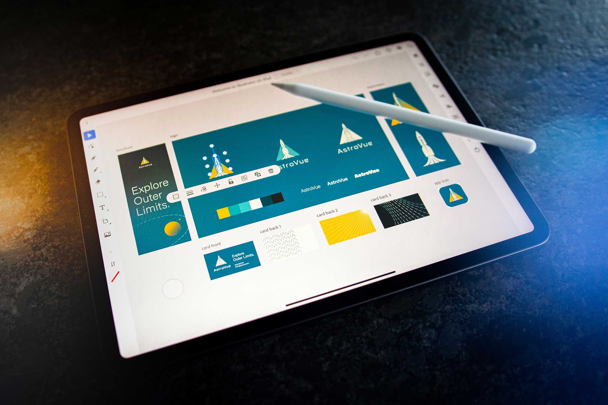 Do plugins work with Illustrator for the iPad?